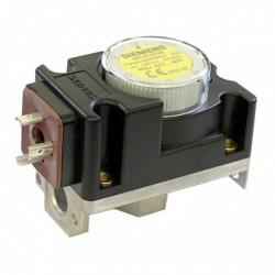 Pressostat gaz QPL25.050 Siemens 5/50 mbars