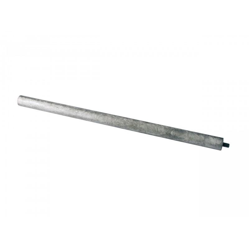 Anode magnésium chauffe-eau électrique diamètre 22mm X 700 mm