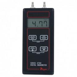 Manomètre digital 0-500Mbar Dwyer 477AV-3