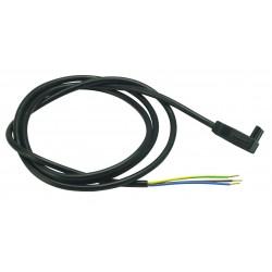 Cable spina B L1500mm coudé vers le haut