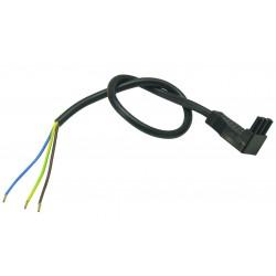 Cable spina C L400mm coudé vers le bas
