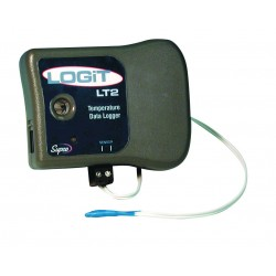 Data Logger Temp. int et ext