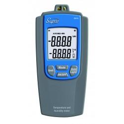 Thermomètre et humidité