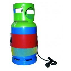 Ceinture chauffante pour bouteille de réfrigérant