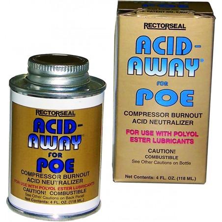 Neutraliseur d\'acides pour compresseur Acid-Away POE 45009