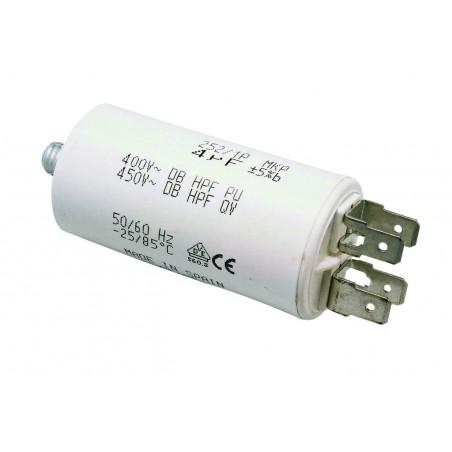 Condensateur moteur 4 mF 400 Volts