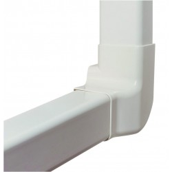 Angle vertical droit 60 mm