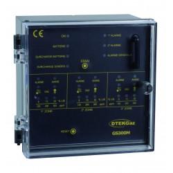 Centrale de détection 3 sondes