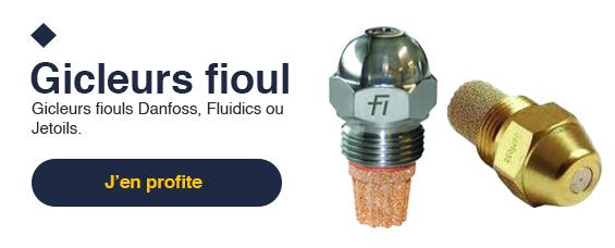 electrovanne gaz